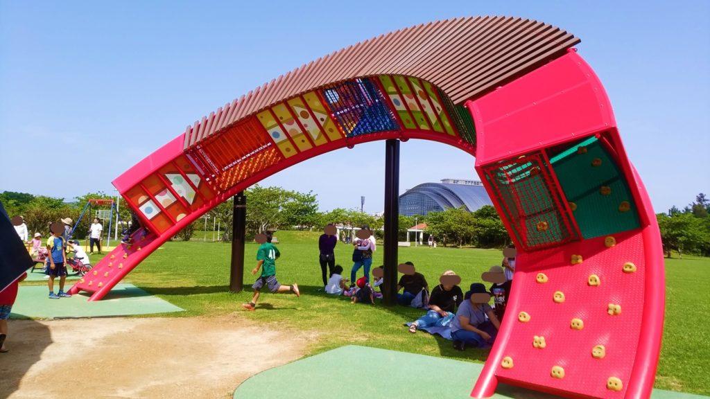沖縄でピクニックをするならここ!沖縄県総合運動公園