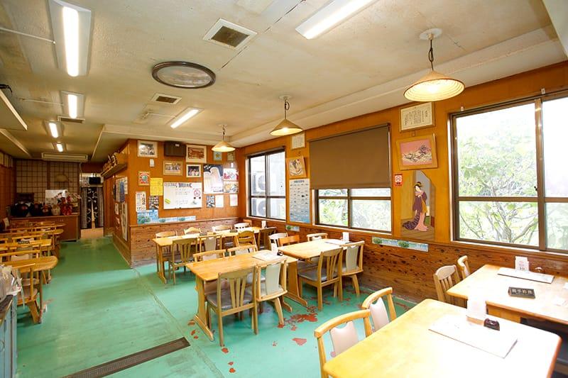 沖縄海産物おすすめ浜の家