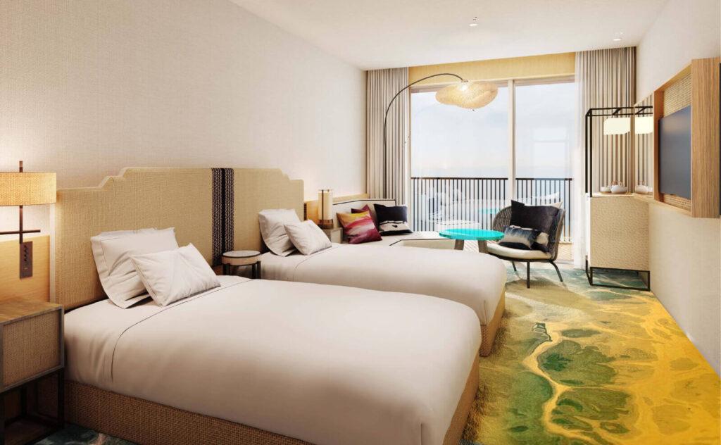 沖縄プリンスホテルリゾートホテル